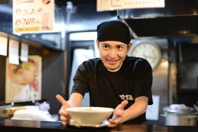 哲麺縁 相馬店の画像・写真